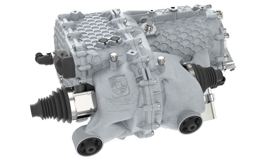 foto de carcasa de motor impresa en 3D
